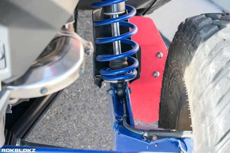Polaris Rzr Pro Xp Trailing Arm Guards