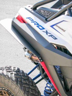 Polaris Rzr Pro Xp Mud Flap Fender Extensions