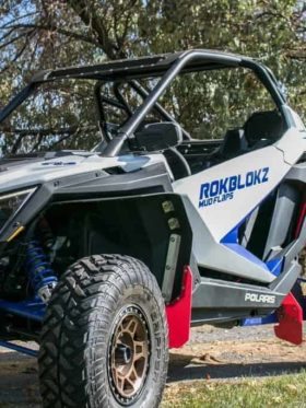 Polaris Rzr Pro Xp Mud Flap Fender Extensions