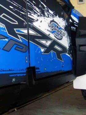 Polaris Rzr 900 Mud Flap Fender Extensions