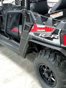 Polaris Rzr 570 Mud Flap Fender Extensions