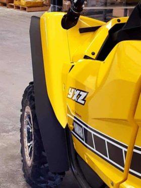 Yamaha Yxz 1000 Mud Flap Fender Extensions