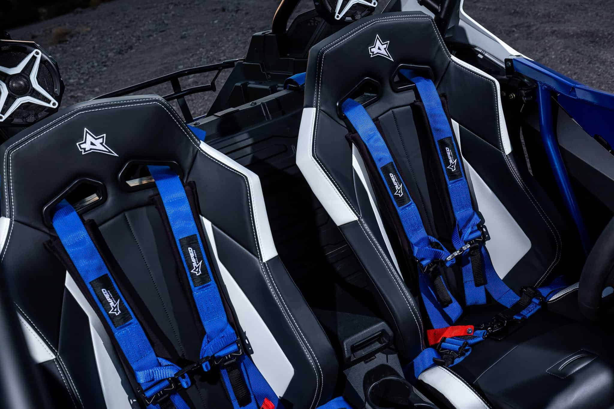 Performance Utv Seats, Full Suspension