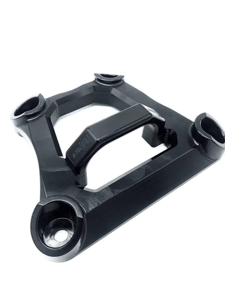Polaris Rzr Xp Turbo S Radius Rod Plate, Pull Hook