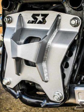 Honda Talon Hd Radius Rod Pull Plate