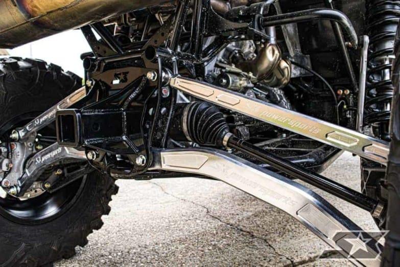 Honda Talon Hd Receiver Hitch Plate