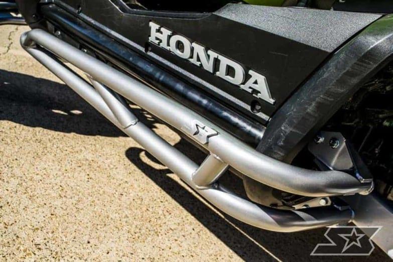 Honda Talon Nerf Bars, Tree Kickers