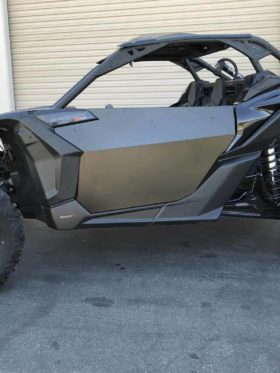 Can-am Maverick X3 Doors, Flat Top Style