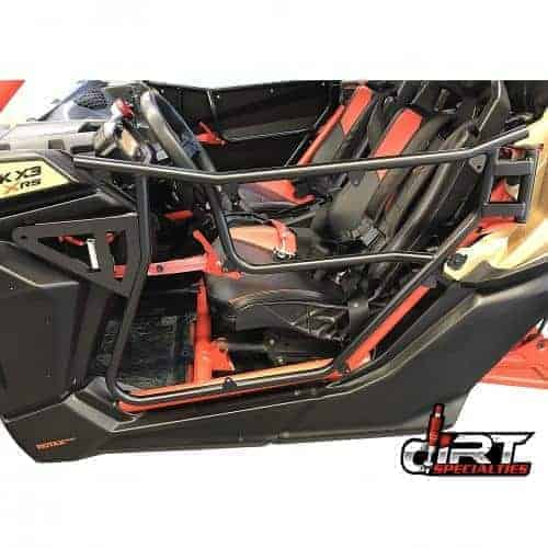 Can-am Maverick X3 Doors, Suicide Style