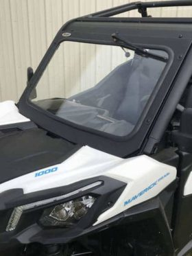 Can-am Maverick Glass Windshield, Trail & Sport