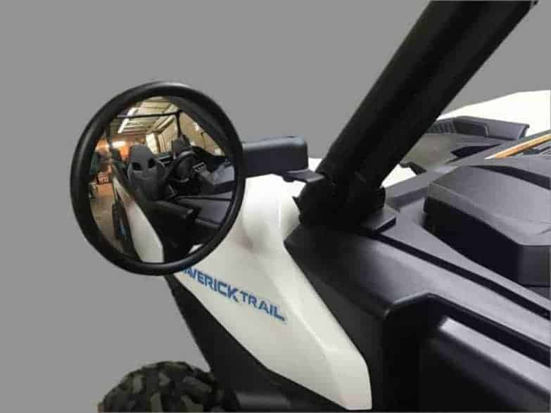 Can-am Maverick Side Mirrors, Trail & Sport