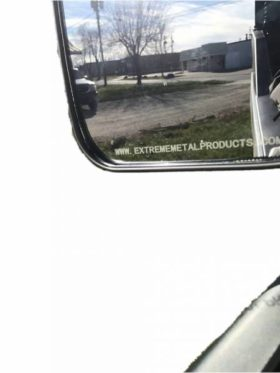 Can-am Maverick Square Side Mirrors, Trail & Sport
