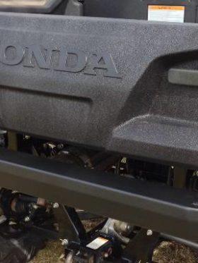 Honda Pioneer 700 Rear Bumper