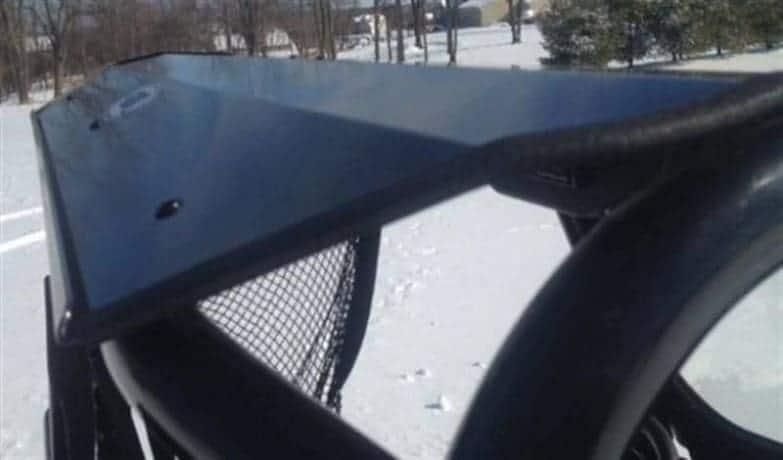 Honda Pioneer 700 Metal Roof