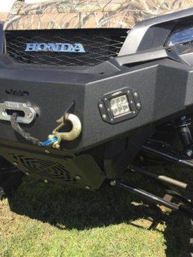 Honda Pioneer 1000 Winch Bumper