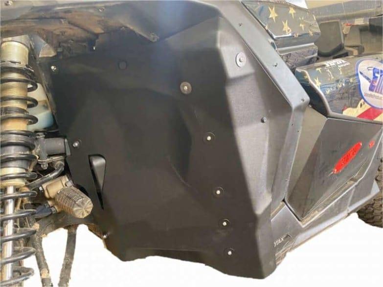 Can-am Maverick X3 Inner Fender, Firewall Liners