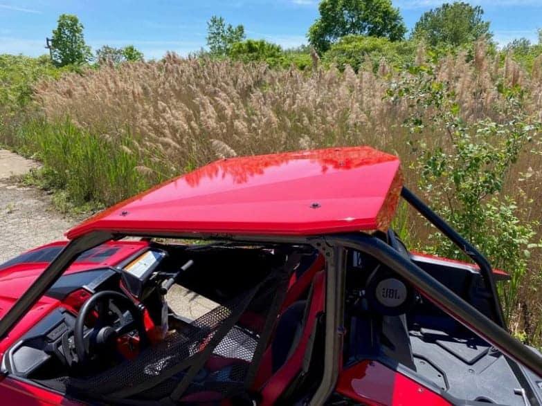 Honda Talon Metal Roof