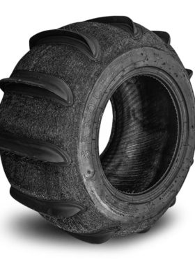 Utv Sand Paddle Tires, Demon Edition Set