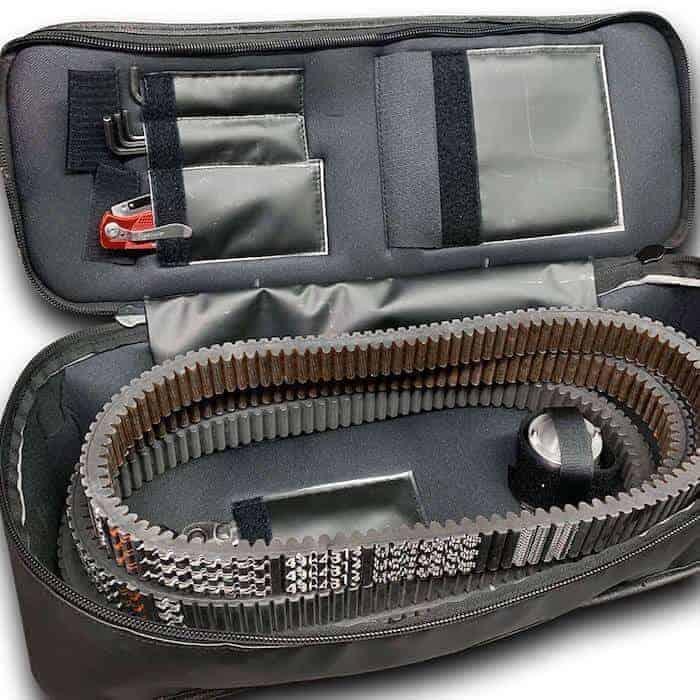 Utv Ultimate Spare Belt And Tool Bag