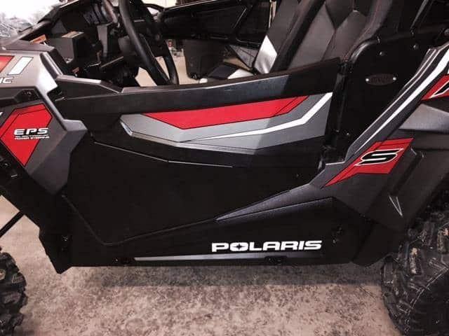 Polaris Rzr Lower Door Inserts