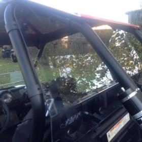 Polaris Rzr Xp Rear Window