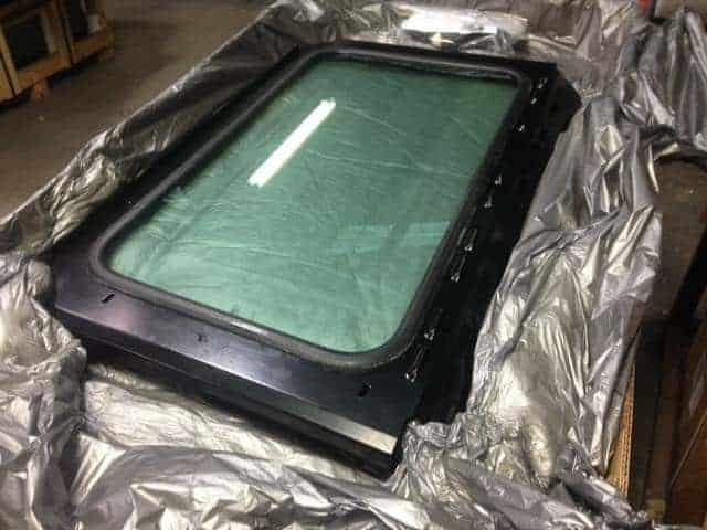 Polaris Rzr Xp Glass Windshield