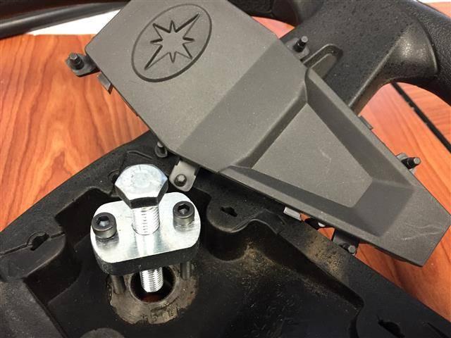 Polaris Rzr Steering Wheel Puller