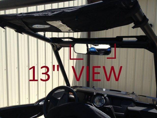 Utv Panoramic Rear View Mirrors