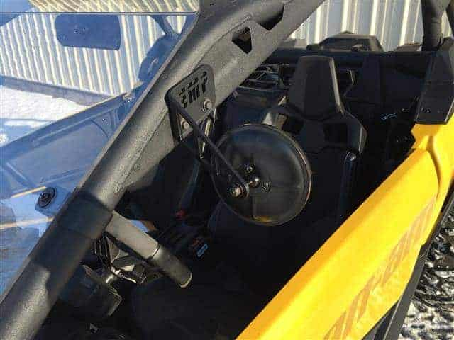 Can-am Maverick X3 Side View Mirrors