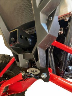 Polaris Rzr Pro Xp Hitch Receiver Plate