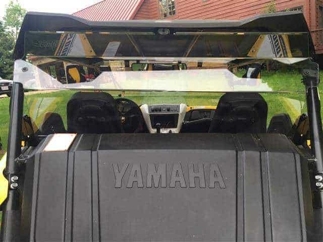 Yamaha Yxz 1000r Rear Windshield