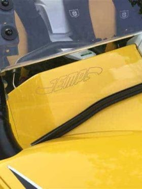 Yamaha Yxz 1000r Half Windshield
