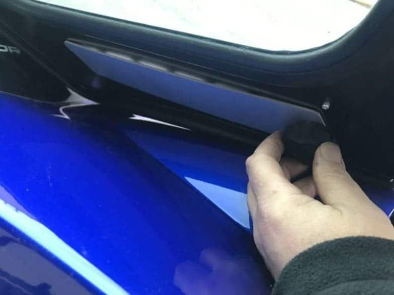 Yamaha Yxz 1000r Glass Windshield