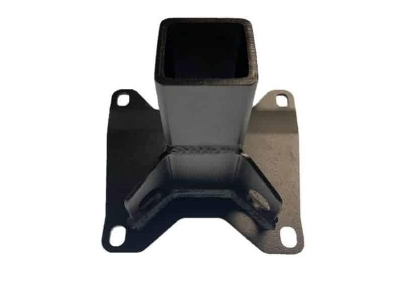 Honda Talon Rear Receiver Hitch Plate