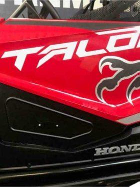 Honda Talon Lower Door Inserts