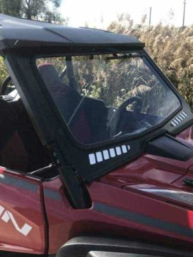 Honda Talon Glass Front Windshield