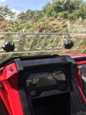 Honda Talon Front Windshield