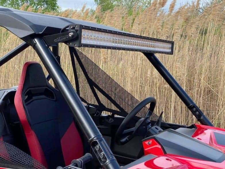 Kawasaki Krx 1000 Light Bar Mounts