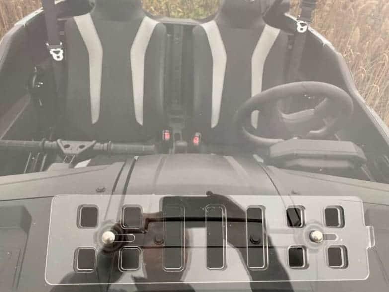 Kawasaki Krx 1000 Front Windshield