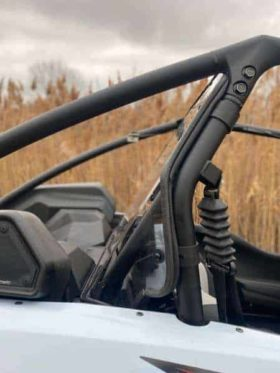 Kawasaki Krx 1000 Rear Windshield