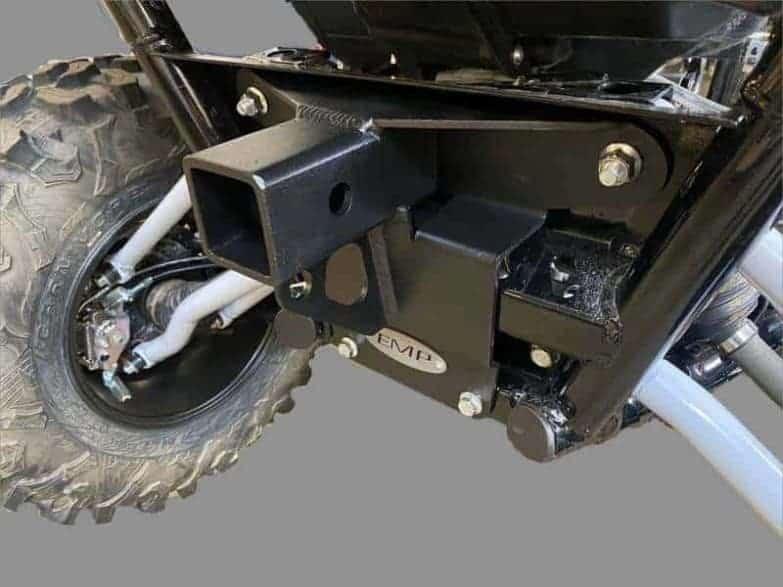 Kawasaki Krx 1000 Receiver Hitch