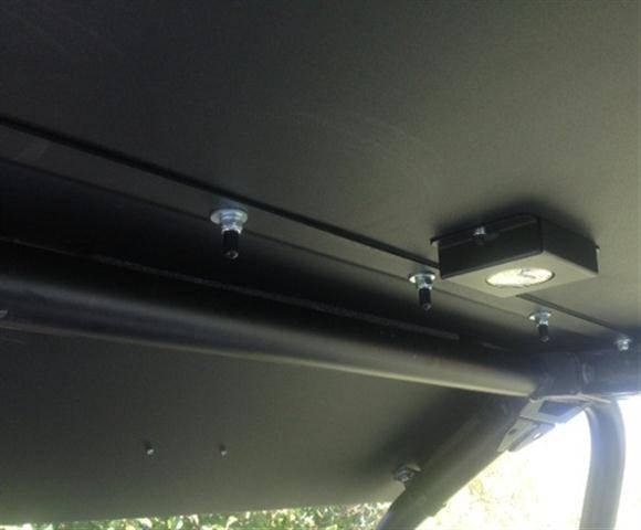Polaris Rzr Xp Series Aluminum Roof