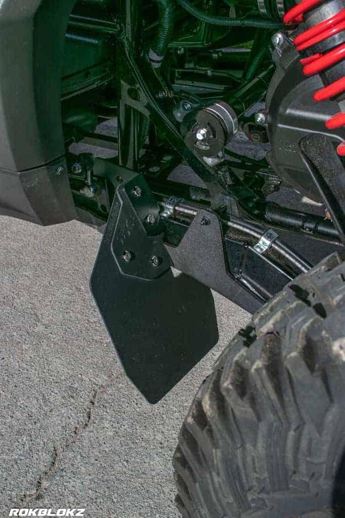 Kawasaki Krx 1000 Trailing Arm Guards