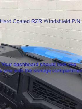 Polaris Rzr Xp Series Full Windshield