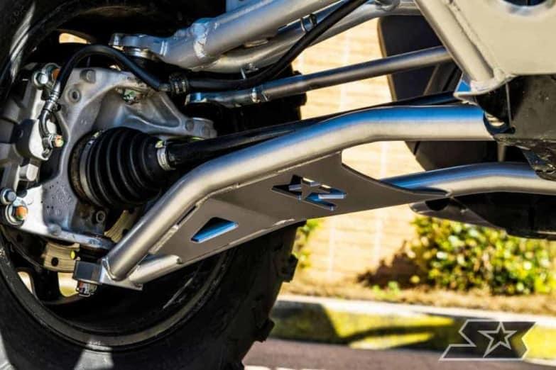 Honda Talon 1000r Arched Hc Lower A-arms
