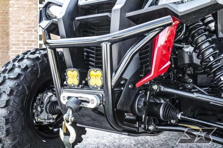 Honda Talon Front Winch Bumper