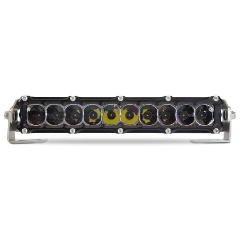 Heretic 6 Series Led Light Bars, Straight