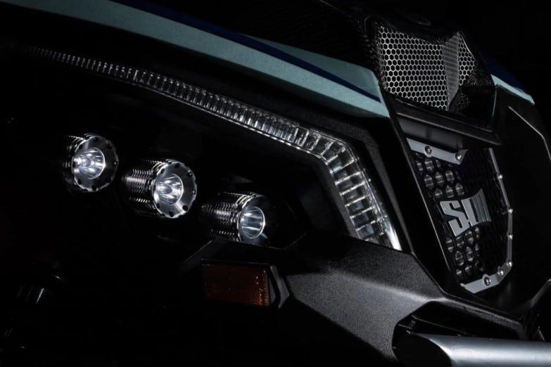 Can-am Maverick X3 Headlights, Billet Led