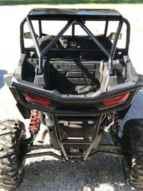Polaris Rzr Xp Series Full Protection Rear Bumper