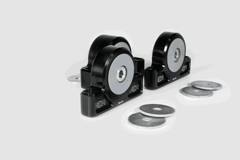 Polaris RZR XP Turbo Motor Mounts